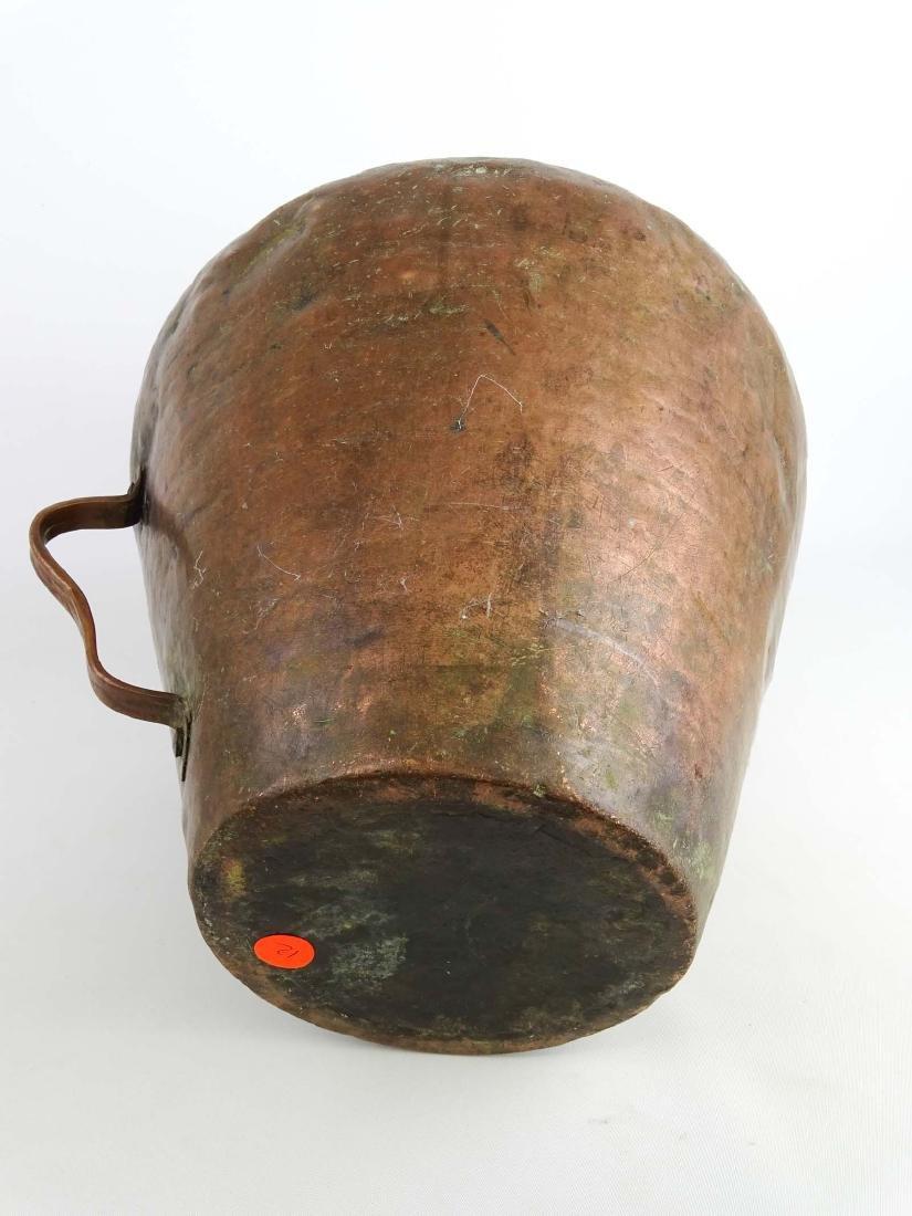 Brass & Copper Jug - 9