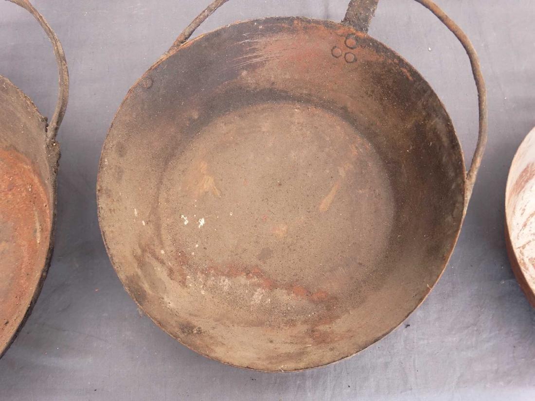 Iron Pans - 4