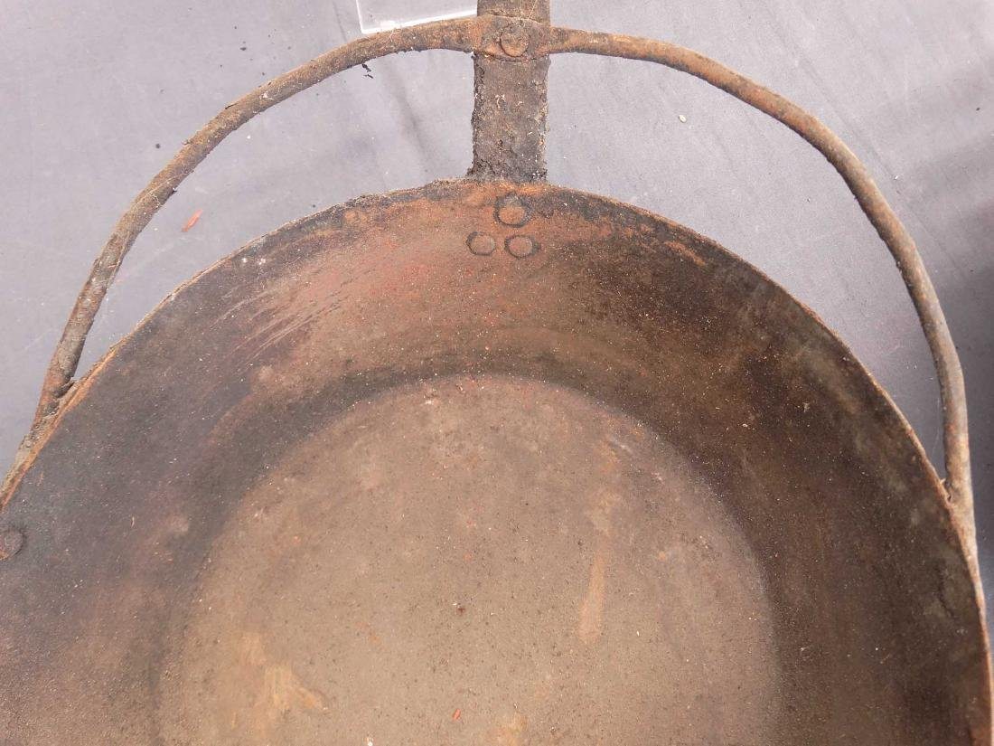Iron Pans - 5