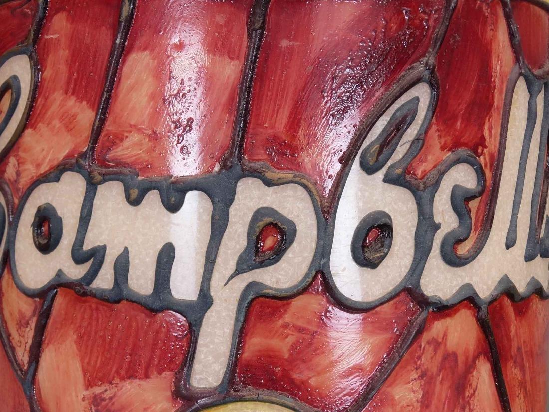 Vintage Campbell Soup Lantern - 2