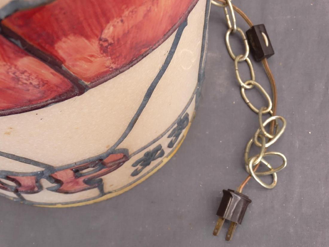 Vintage Campbell Soup Lantern - 4