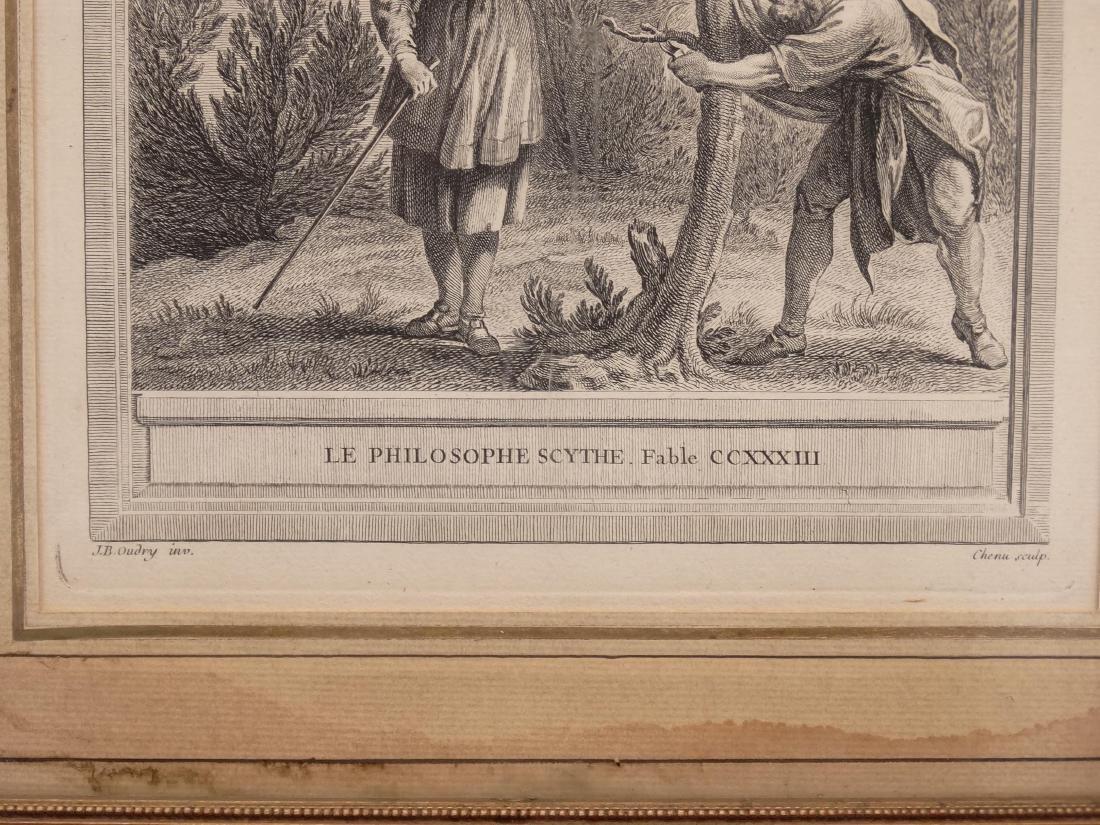 La Fontaine, Set (13) Jean-Baptiste Prints - 4