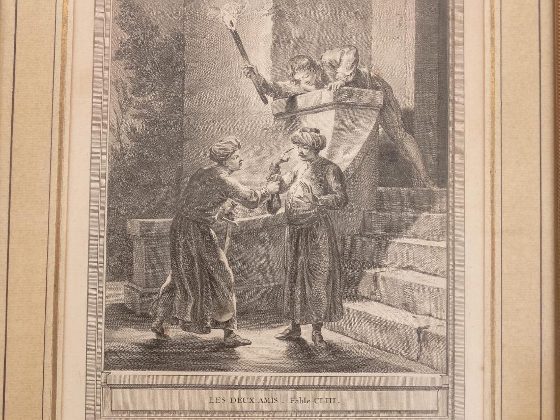 La Fontaine, Set (13) Jean-Baptiste Prints - 5