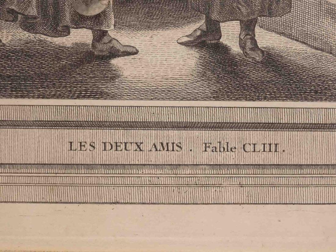 La Fontaine, Set (13) Jean-Baptiste Prints - 6