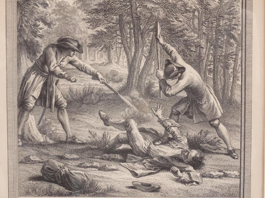 La Fontaine, Set (13) Jean-Baptiste Prints - 9