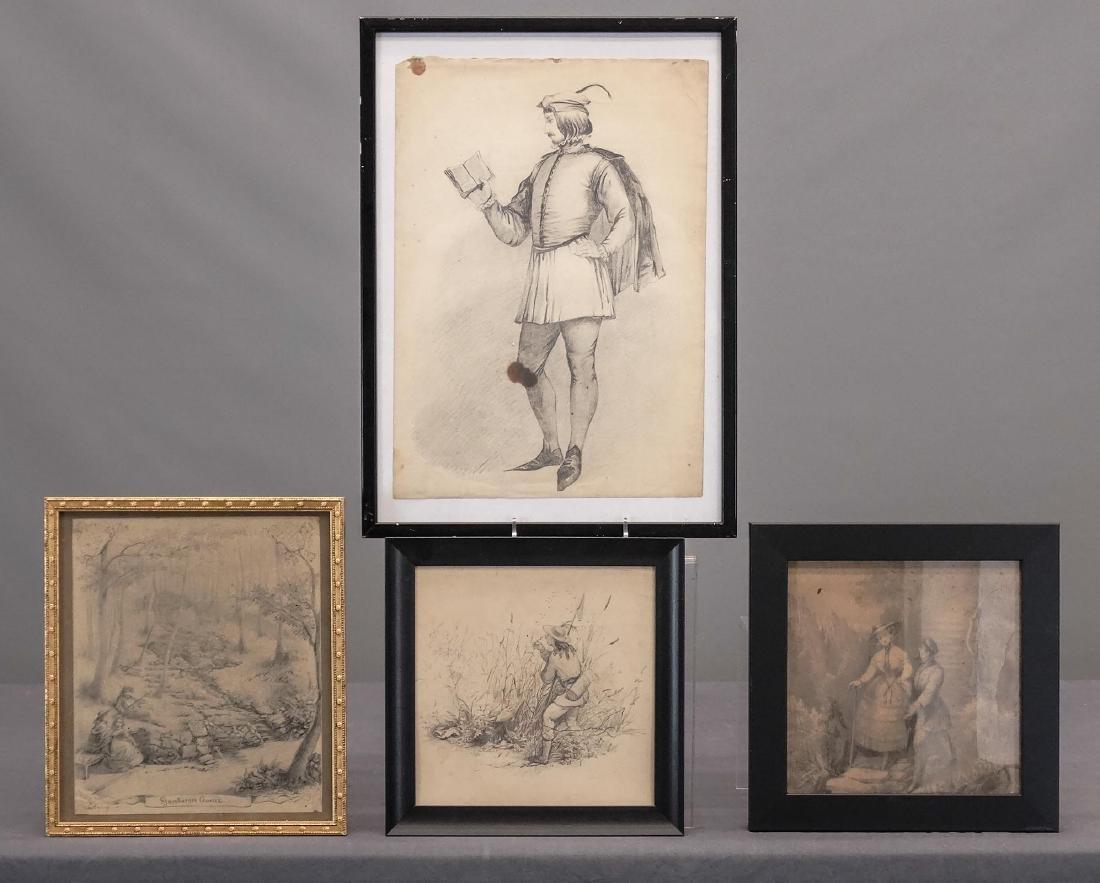 Early German Drawings