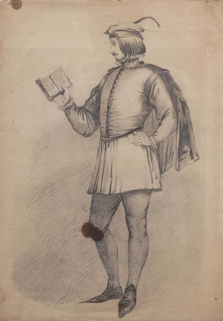 Early German Drawings - 2
