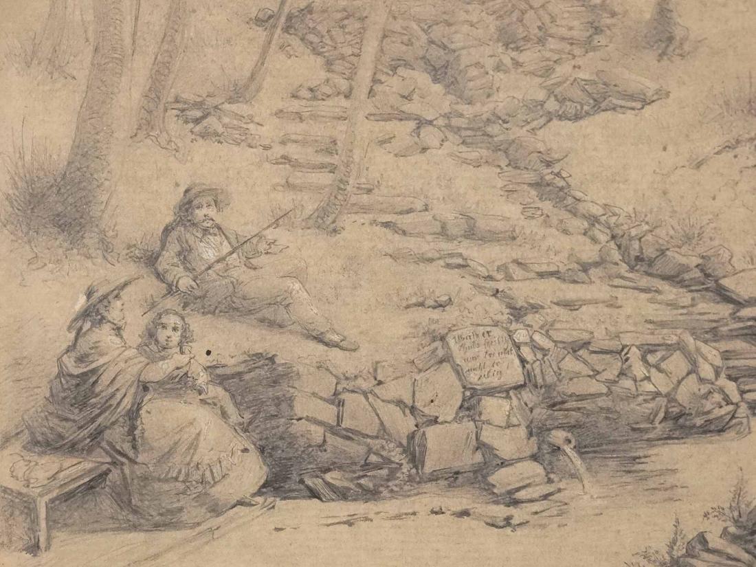 Early German Drawings - 6