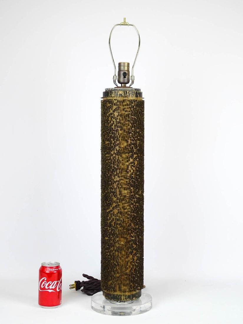 Brutalist Vintage Lamp