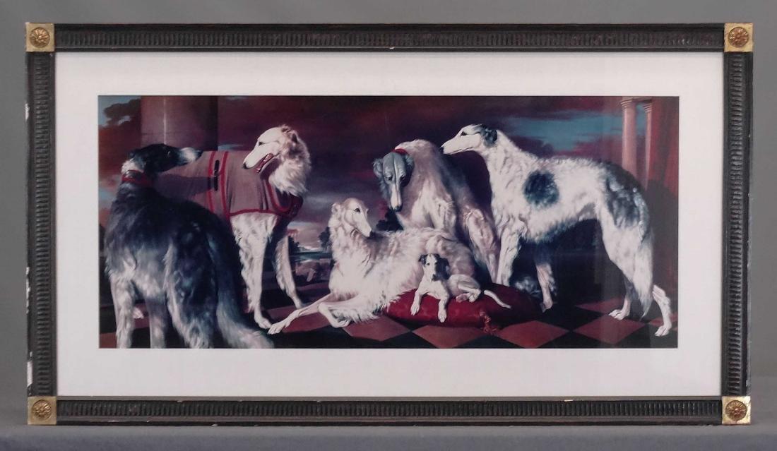 Pair Dog Prints - 3