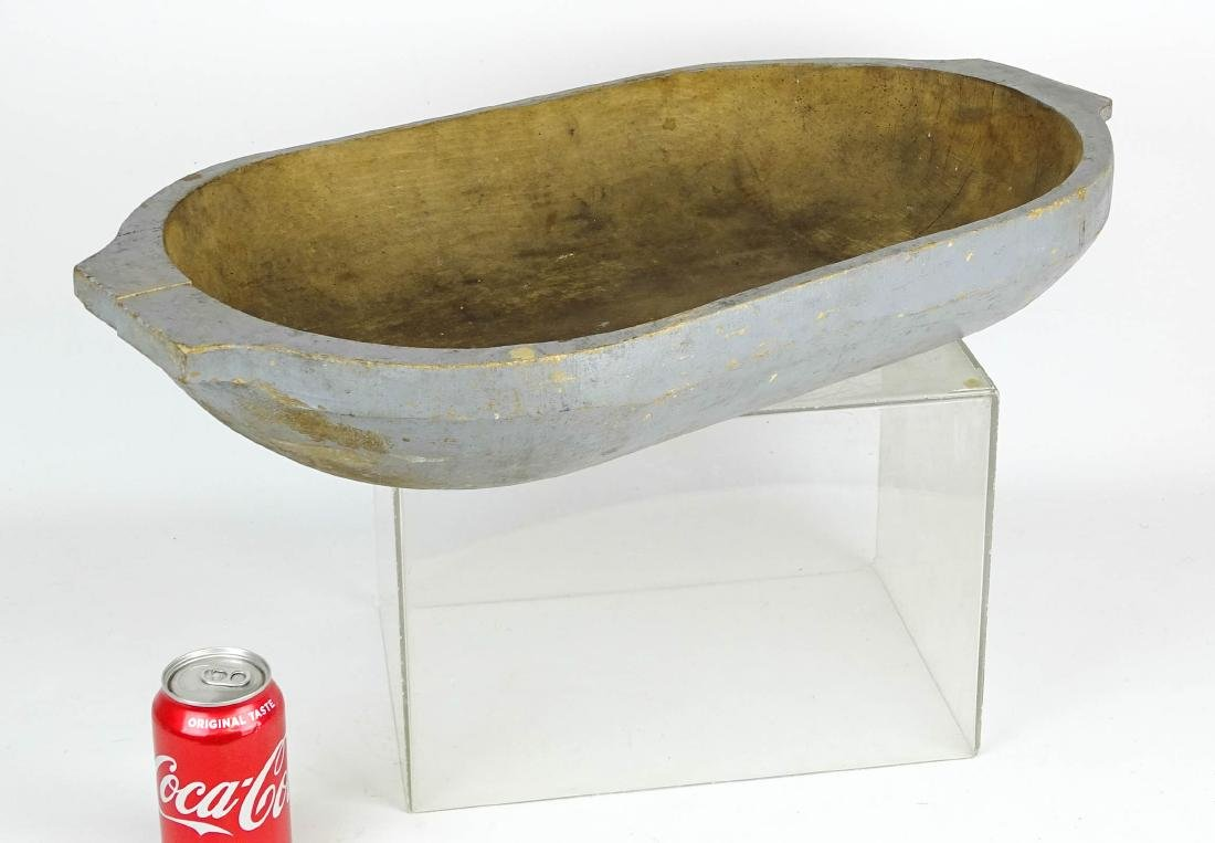 19th c. Trencher Bowl