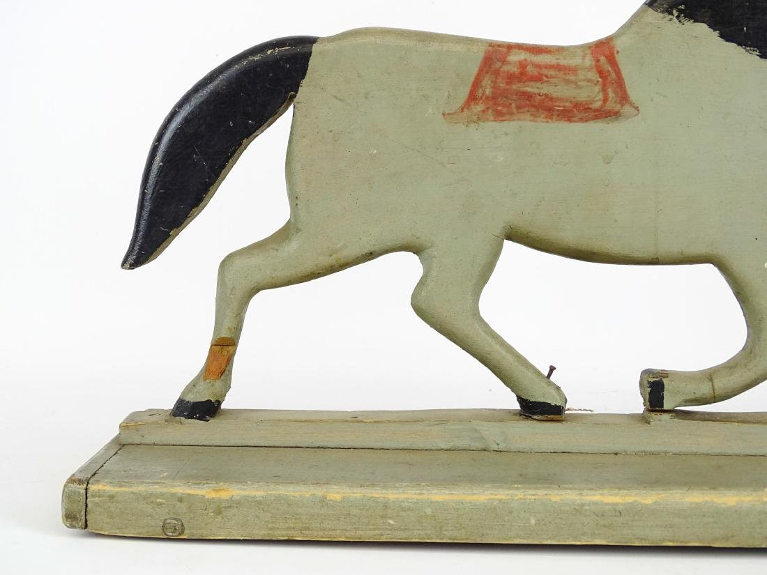Early Horse Pull Toy - 3
