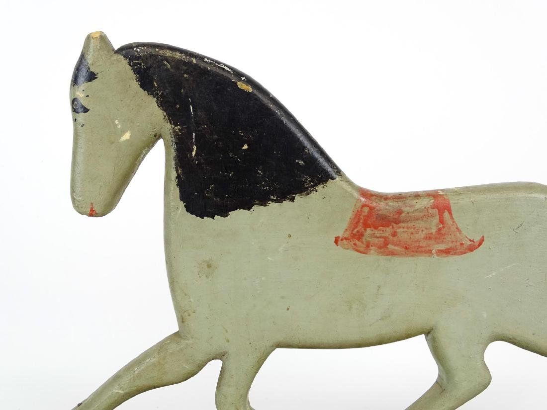 Early Horse Pull Toy - 7