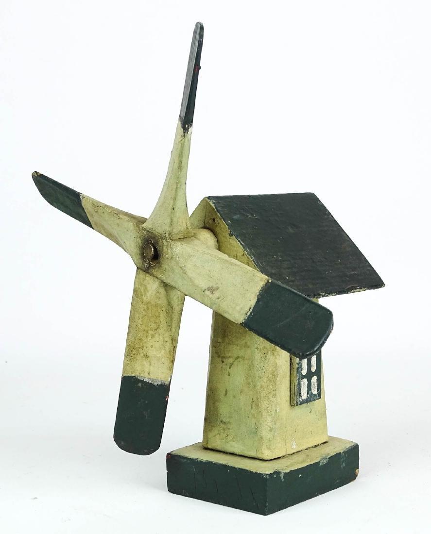 Folk Art Windmills - 2