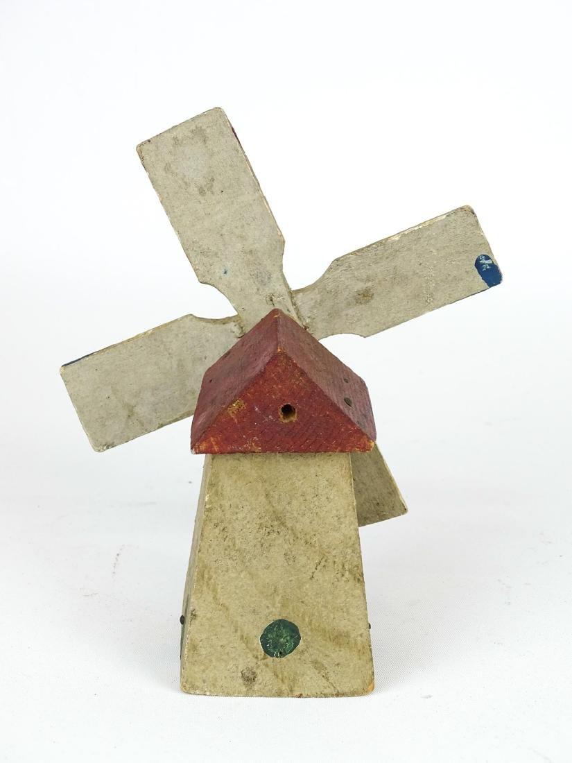 Folk Art Windmills - 4