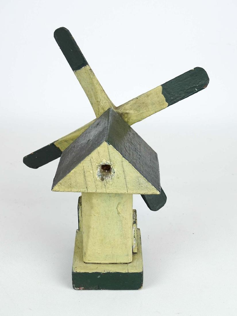 Folk Art Windmills - 5