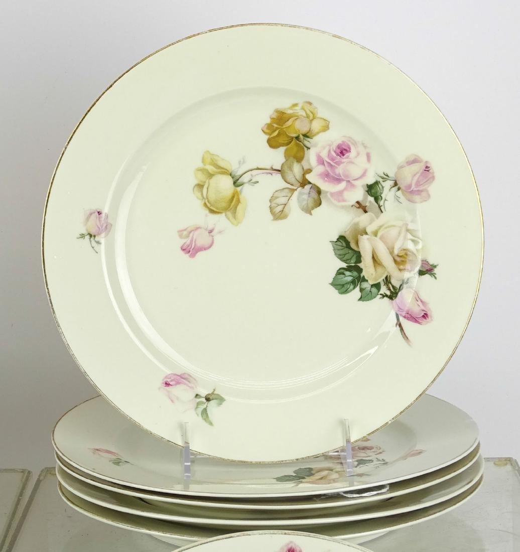 Set (12) Bavarian Plates - 2