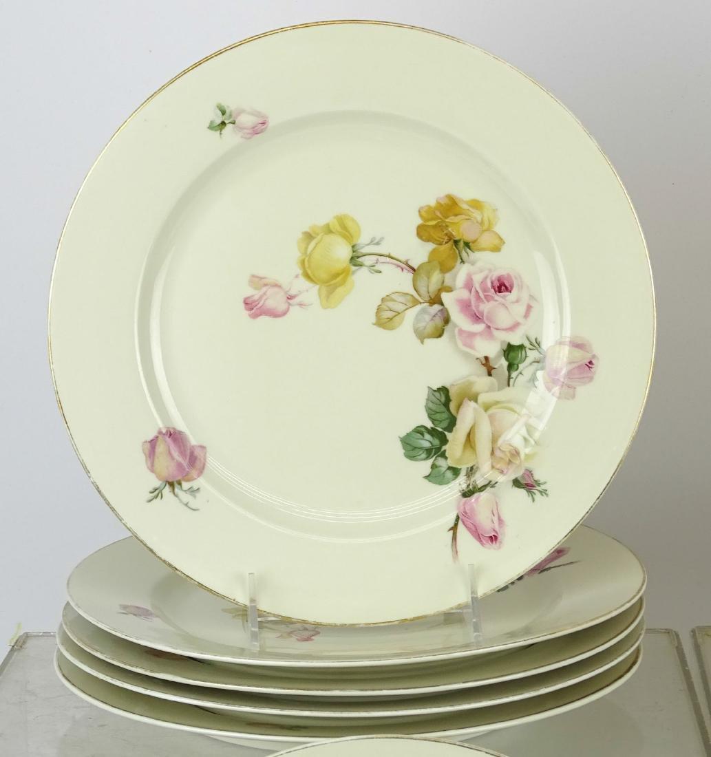 Set (12) Bavarian Plates - 3