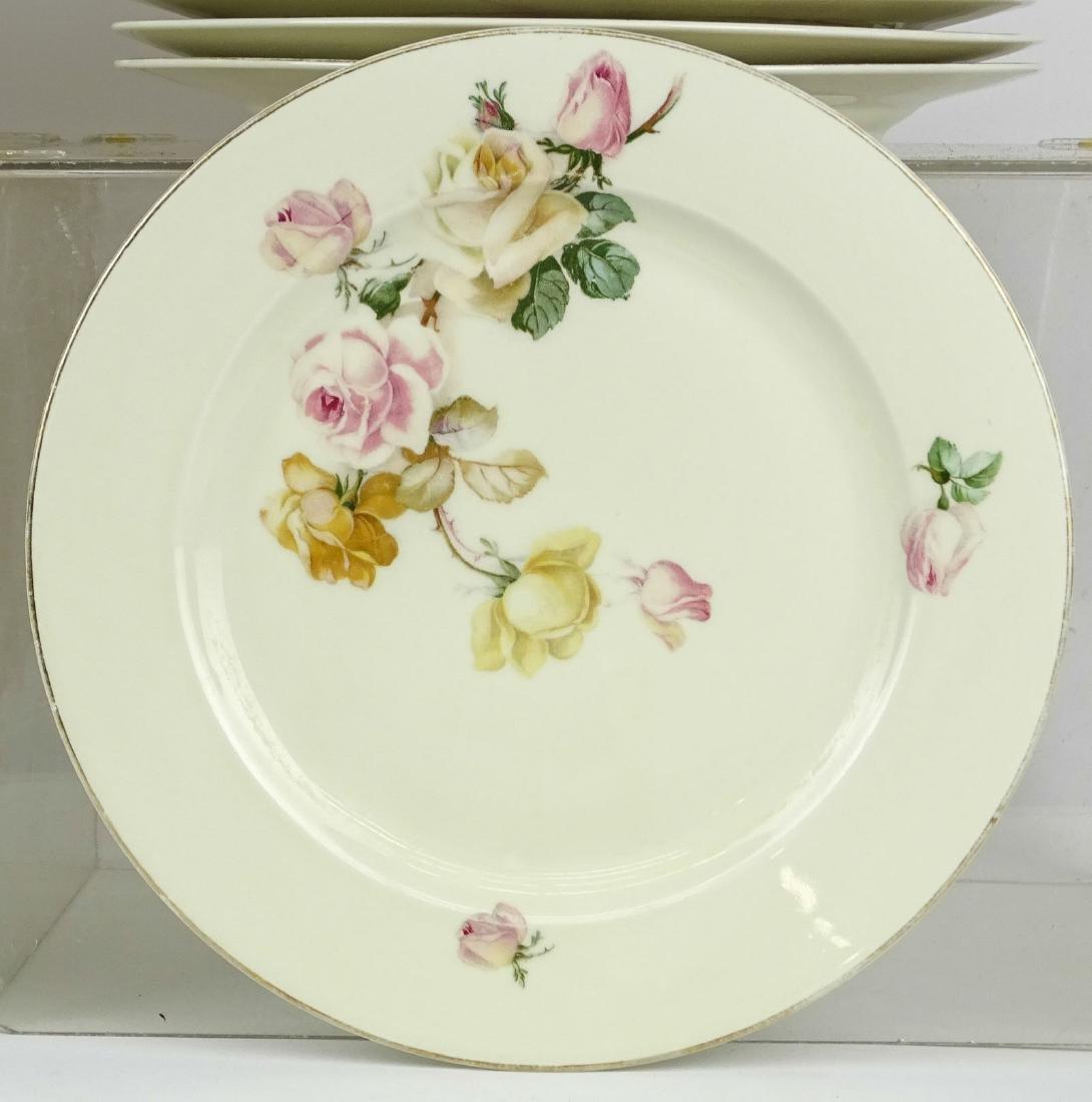Set (12) Bavarian Plates - 4