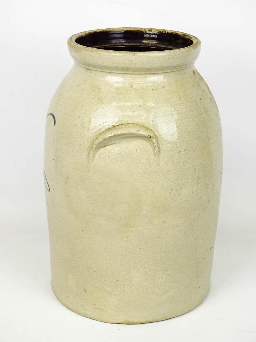 Stoneware Crock - 4