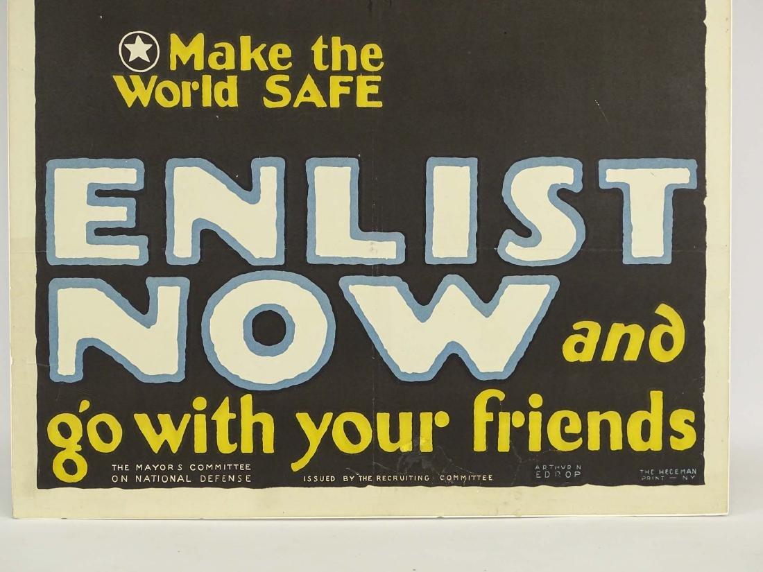 World War I Poster - 3