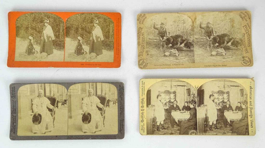Stereoview Lot - 2
