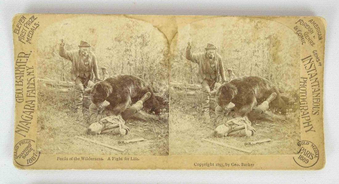 Stereoview Lot - 3