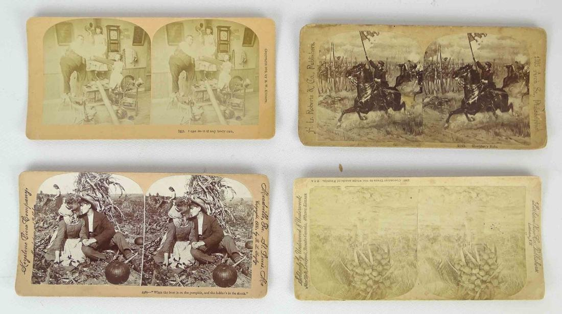Stereoview Lot - 5