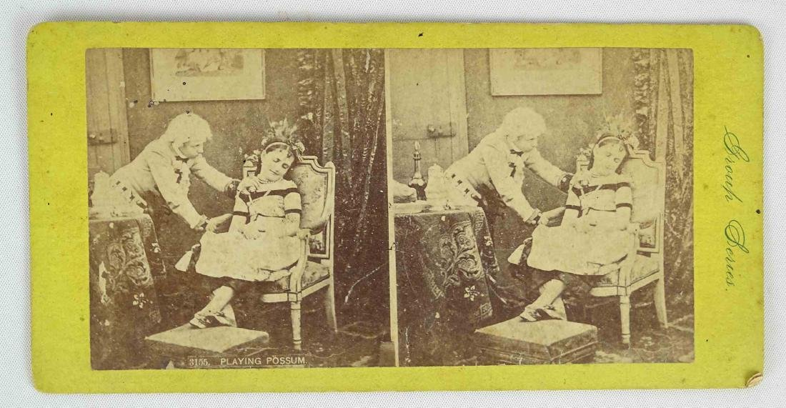 Stereoview Lot - 9