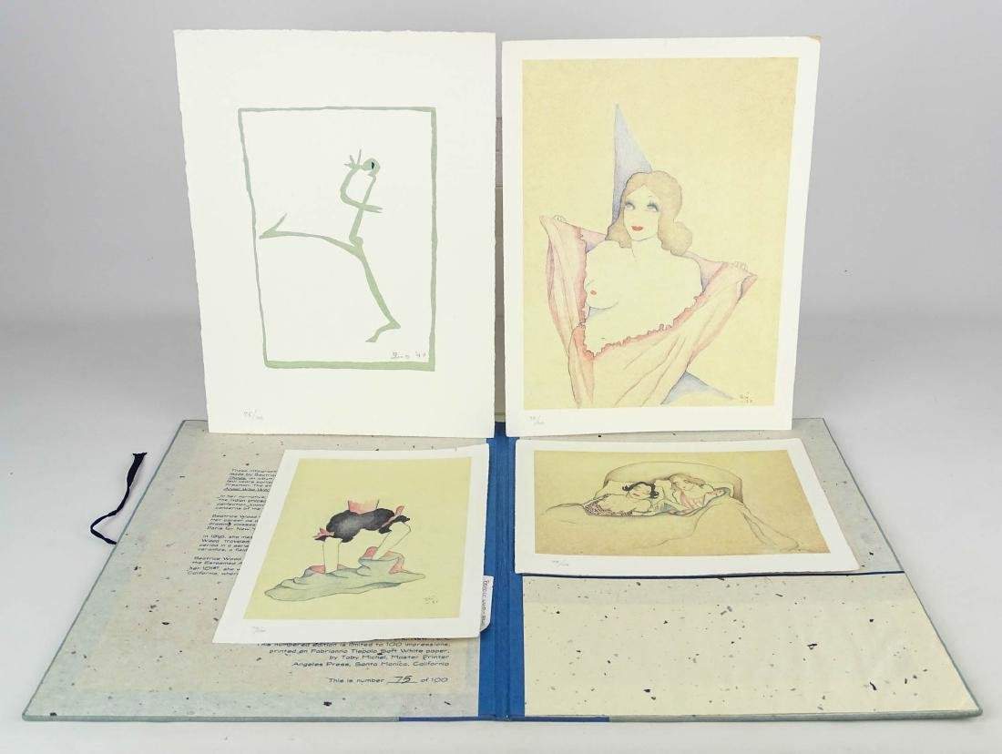 1997 Beatrice Wood Portfolio