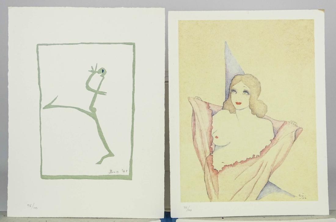 1997 Beatrice Wood Portfolio - 2