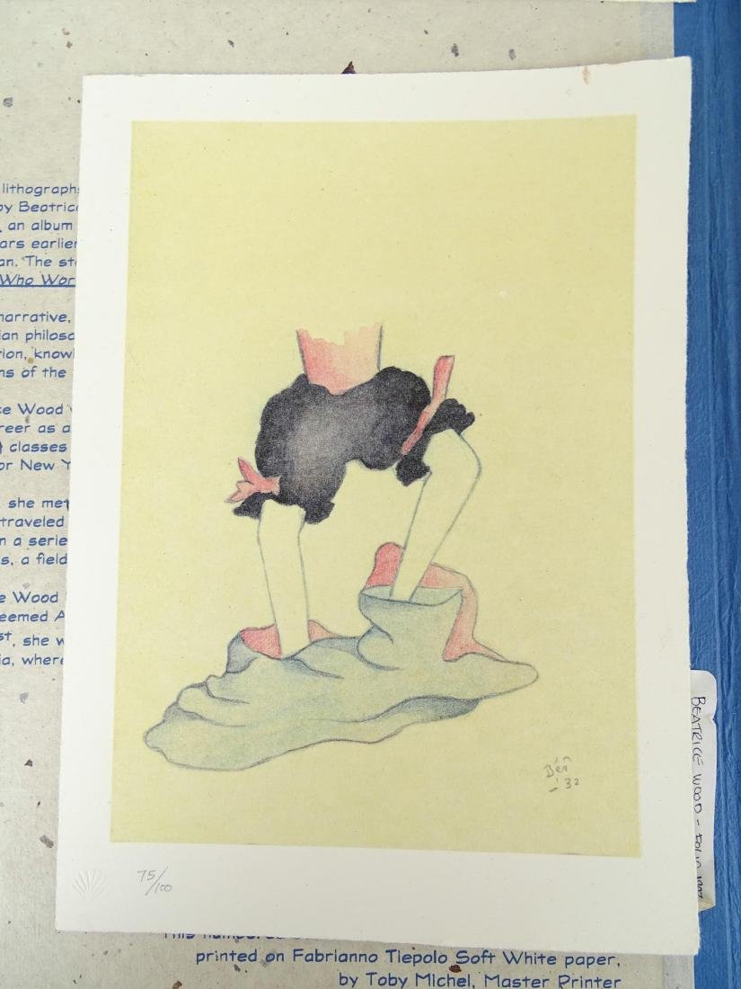 1997 Beatrice Wood Portfolio - 4