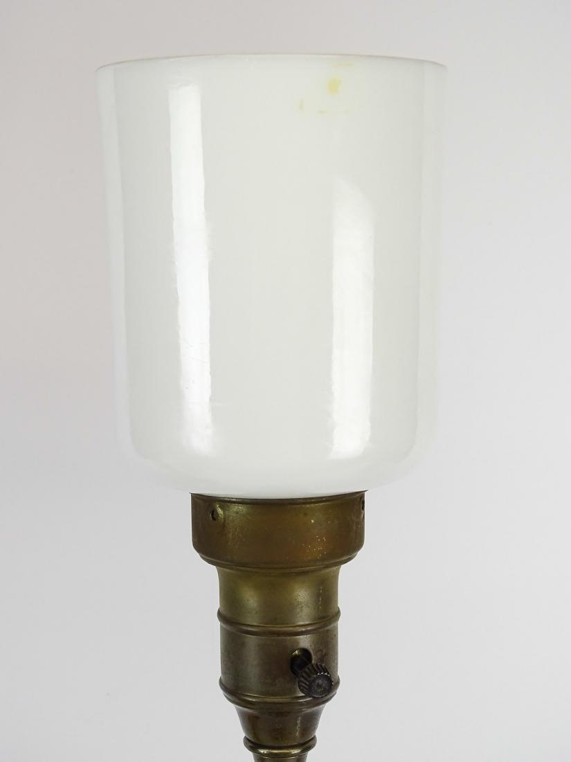Pair Mid Century Lamps - 5