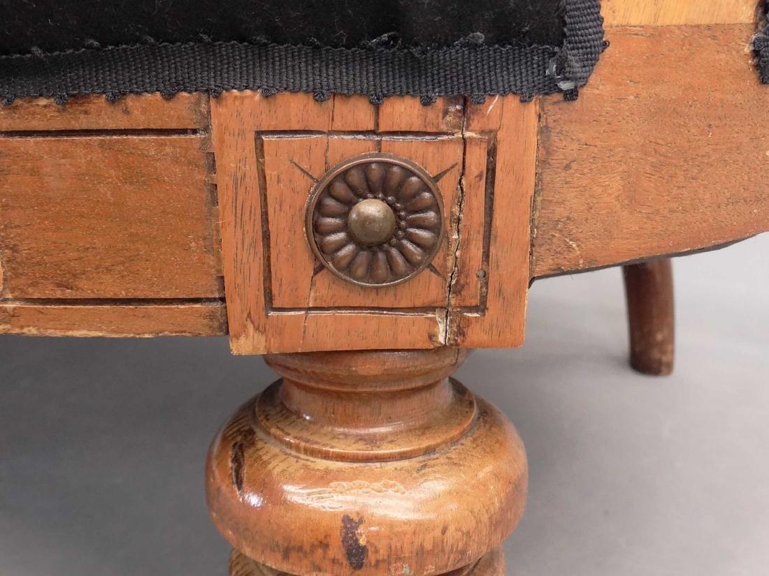 Jeliff Victorian Settee - 3