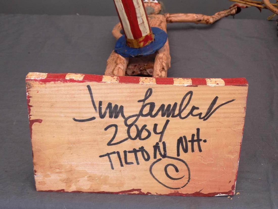 Jim Lambert Folk Art - 3