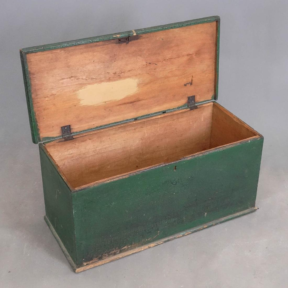 19th c. Blanket Box - 3