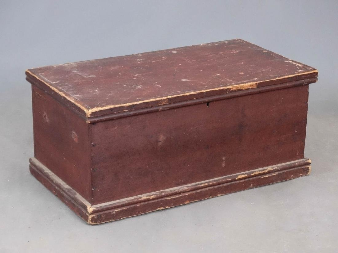 19th c. Storage Chest