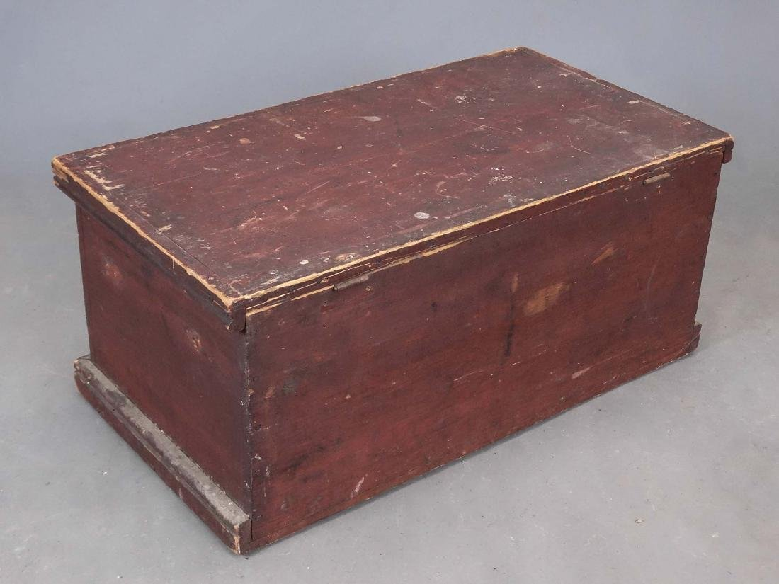 19th c. Storage Chest - 2