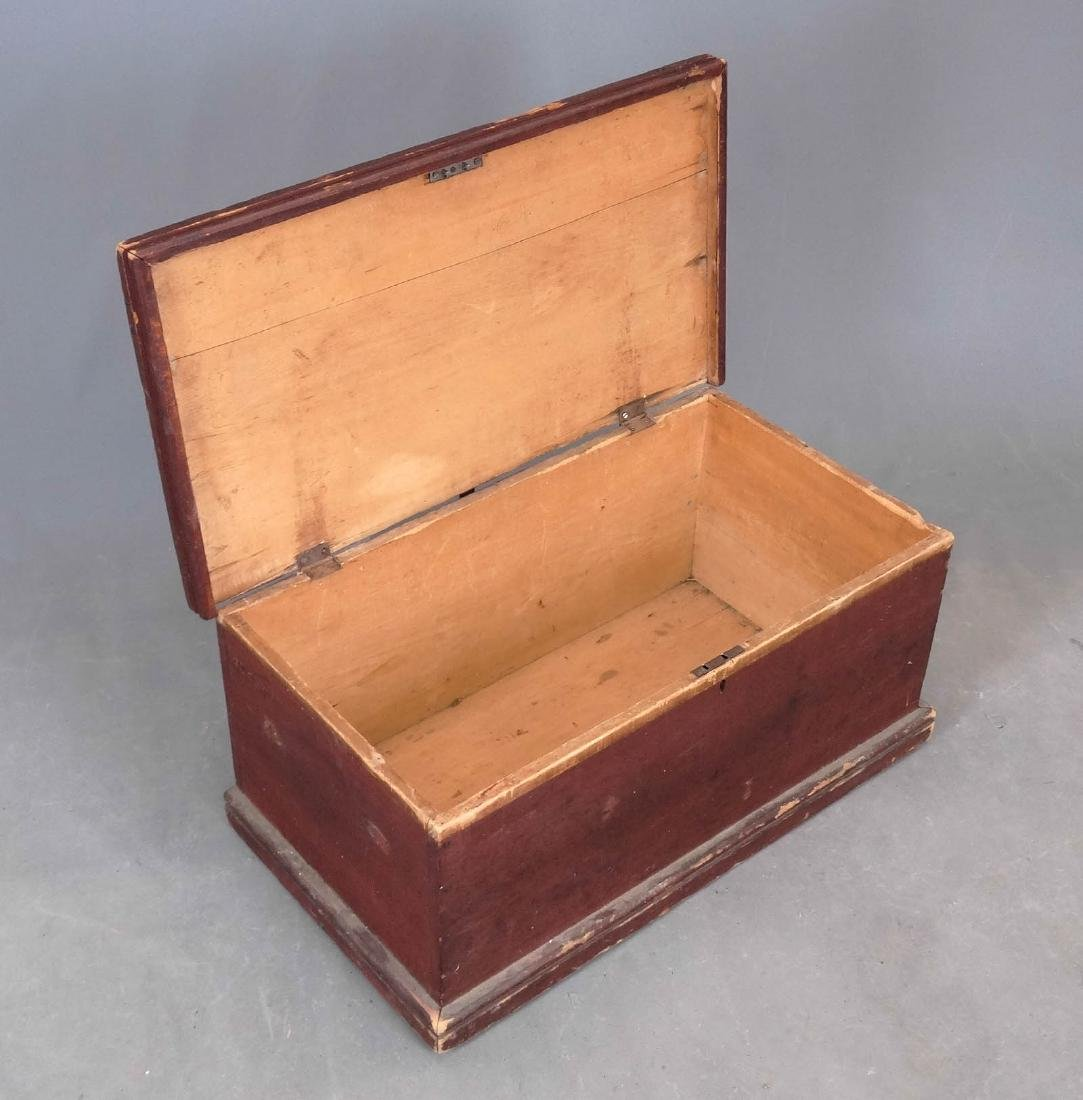 19th c. Storage Chest - 3