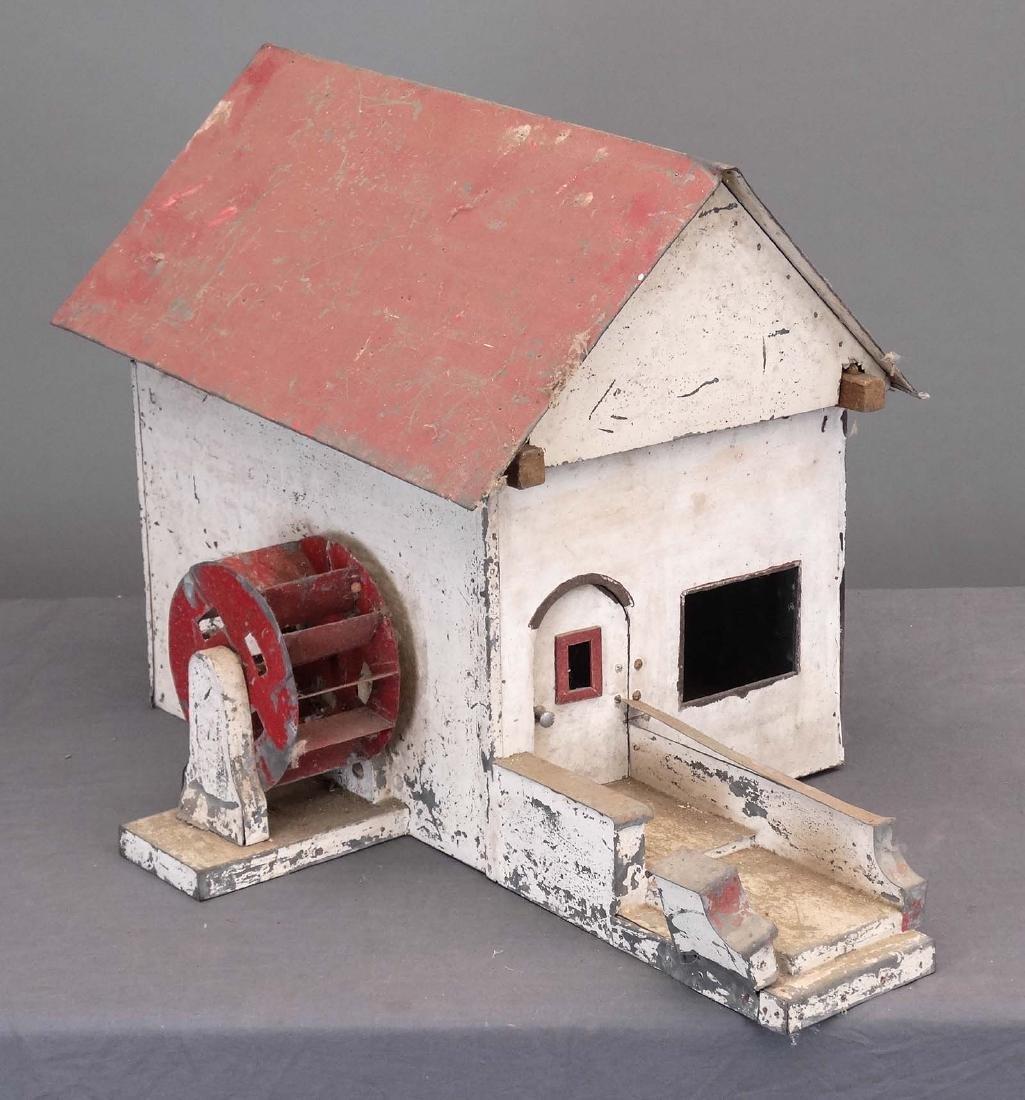 Squirrel House