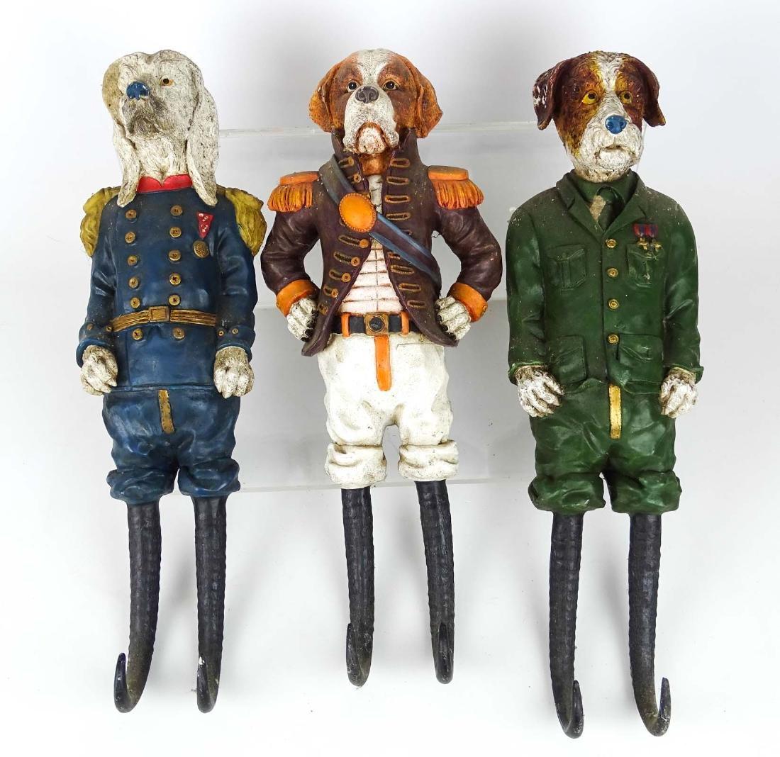 Decorative Dog Hooks