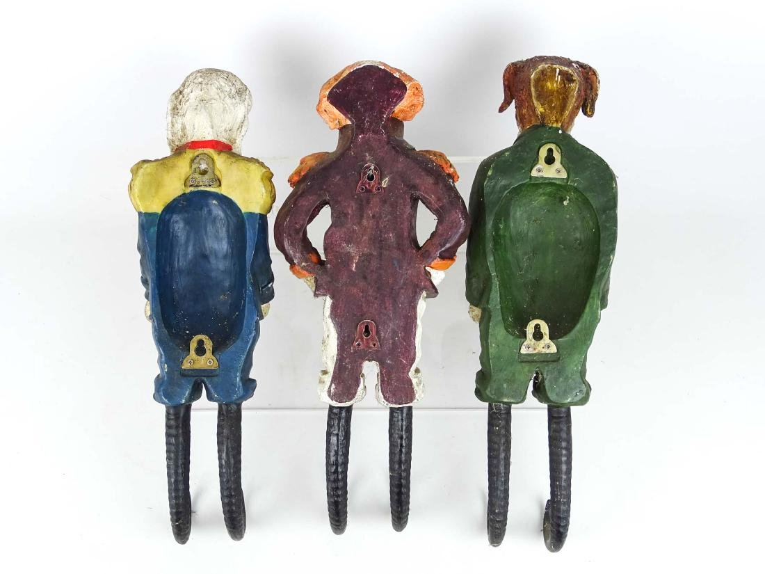 Decorative Dog Hooks - 2