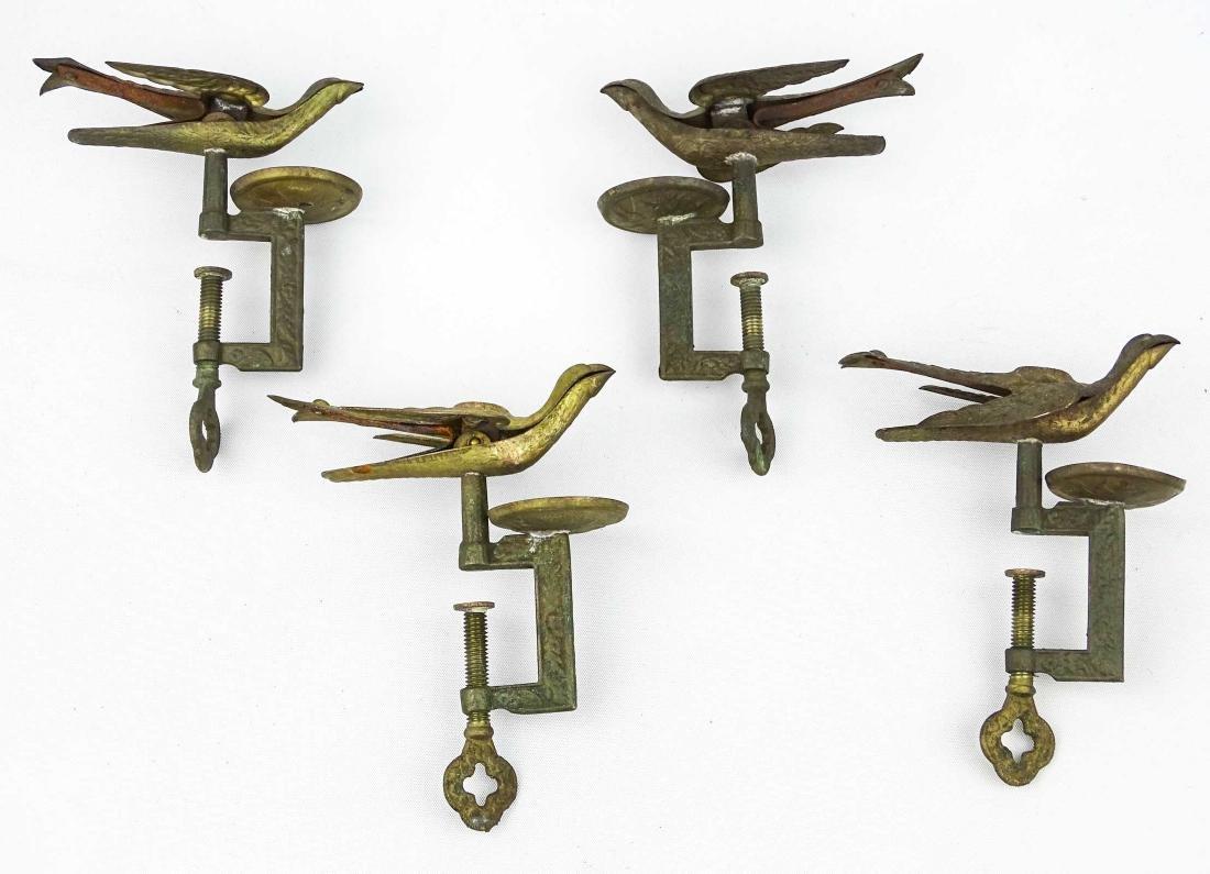 Victorian Sewing Birds - 4