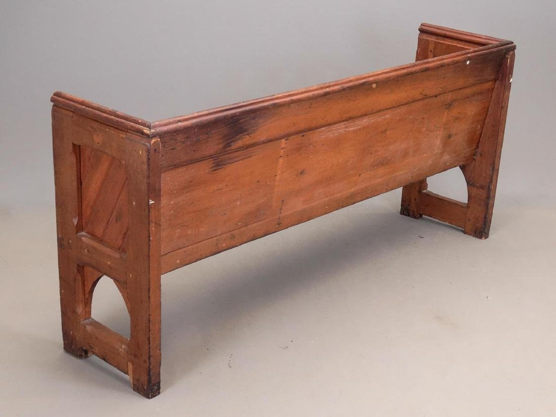 Church Pew - 3
