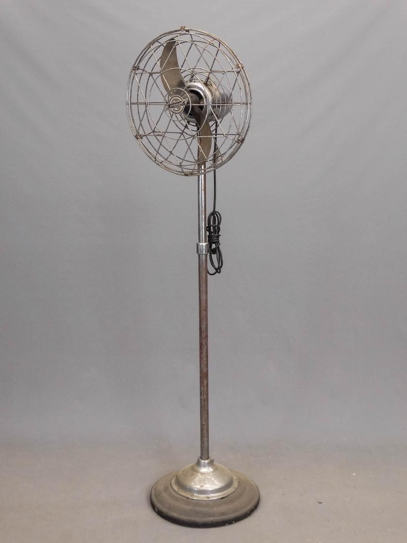 Vintage Floor Fan