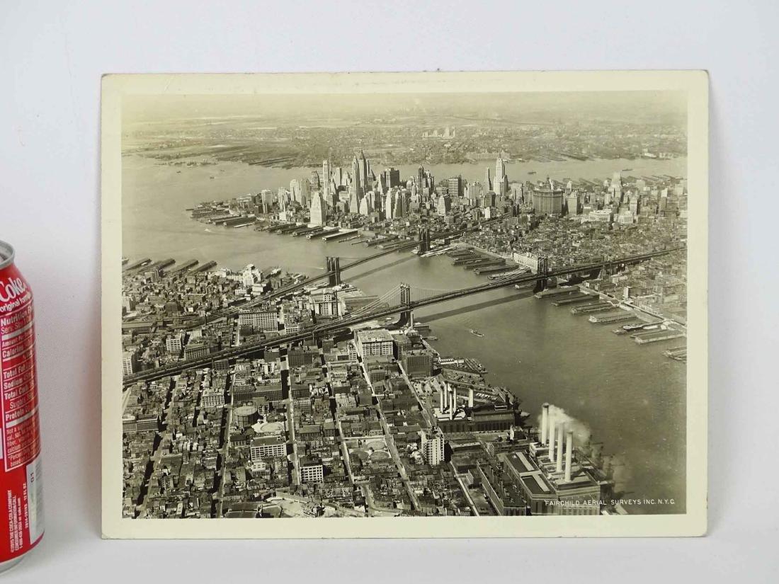 1932 New York City Photograph