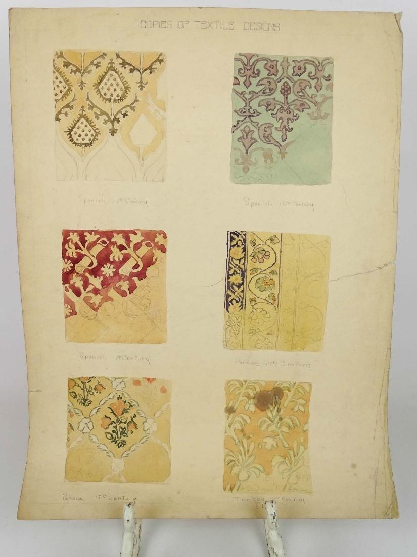 Original Textile Designs - 2