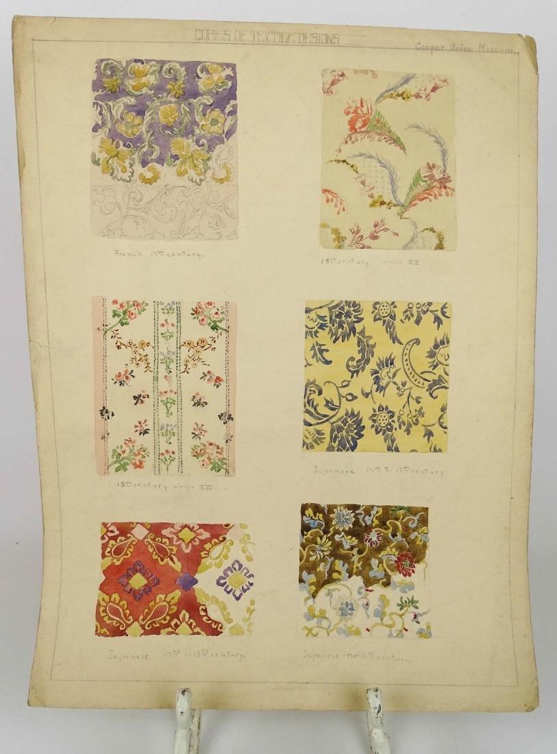 Original Textile Designs - 3