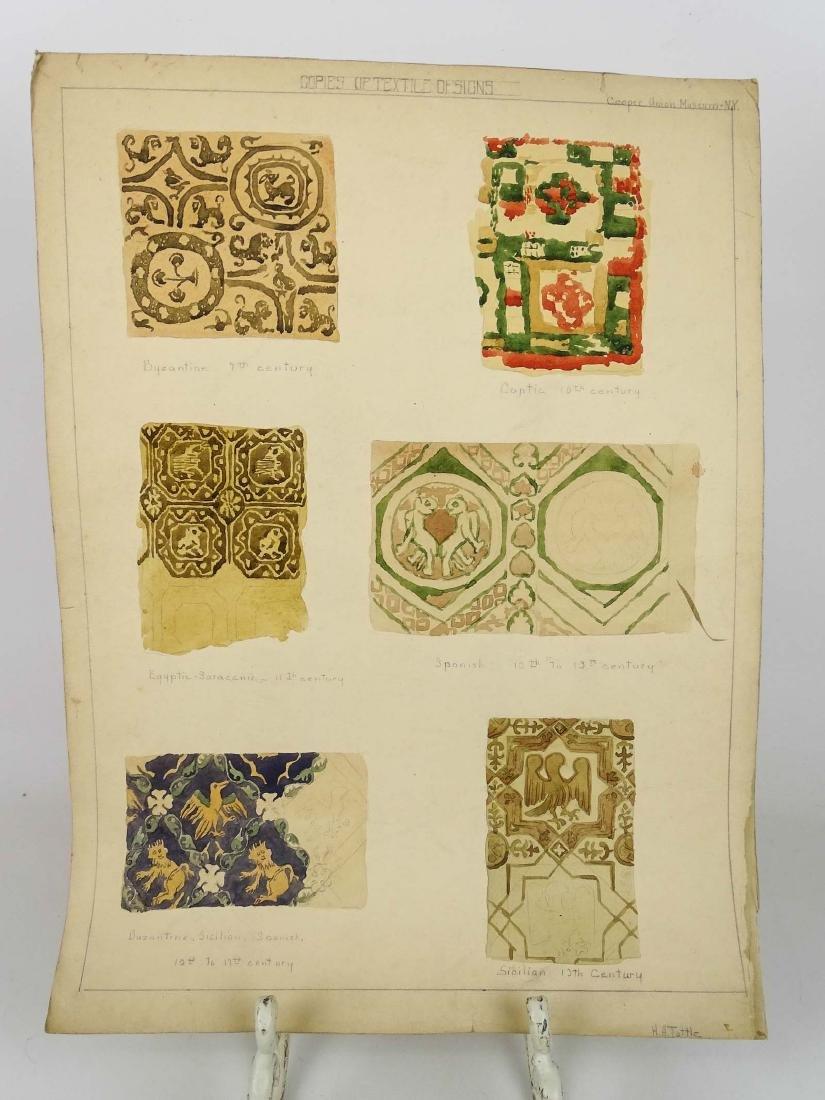 Original Textile Designs - 4
