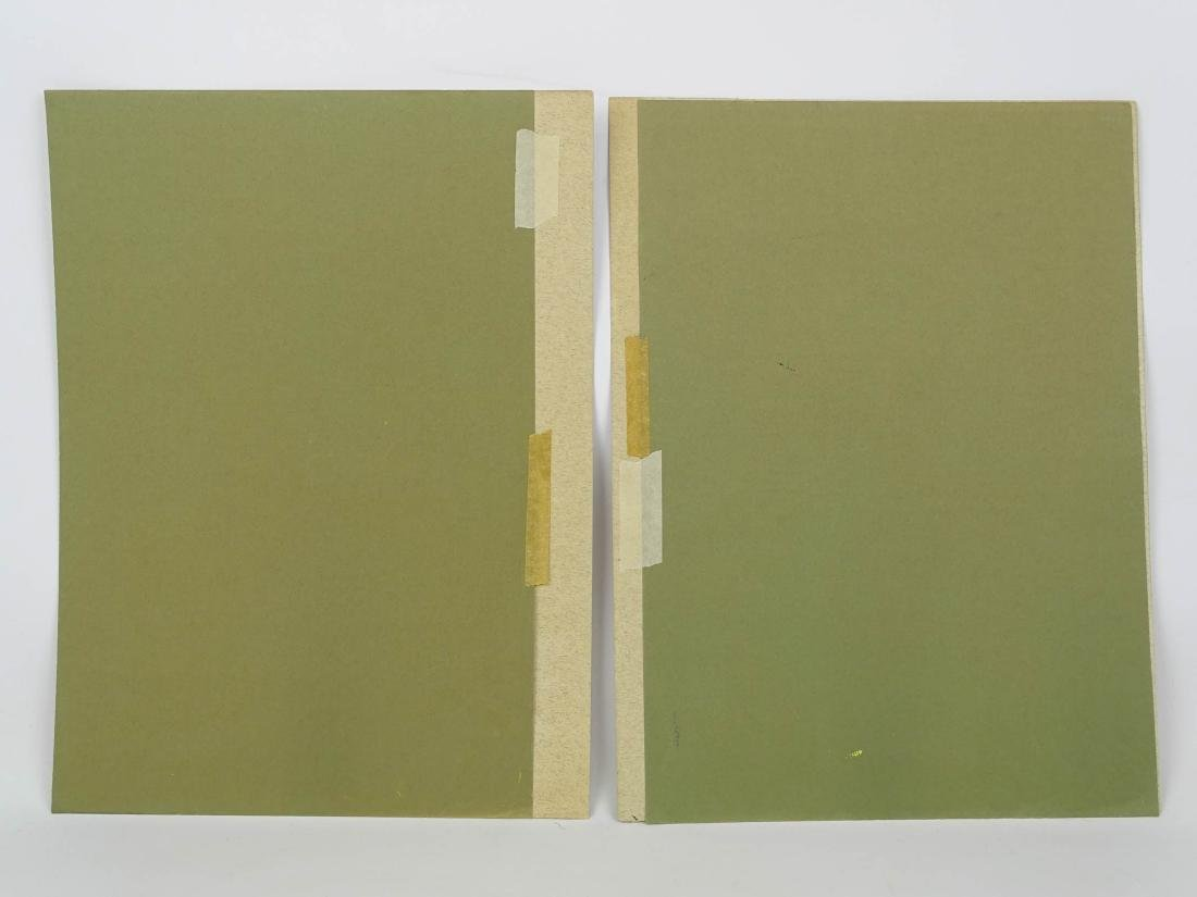 C. Banneli, Pair Bird Subjects - 4